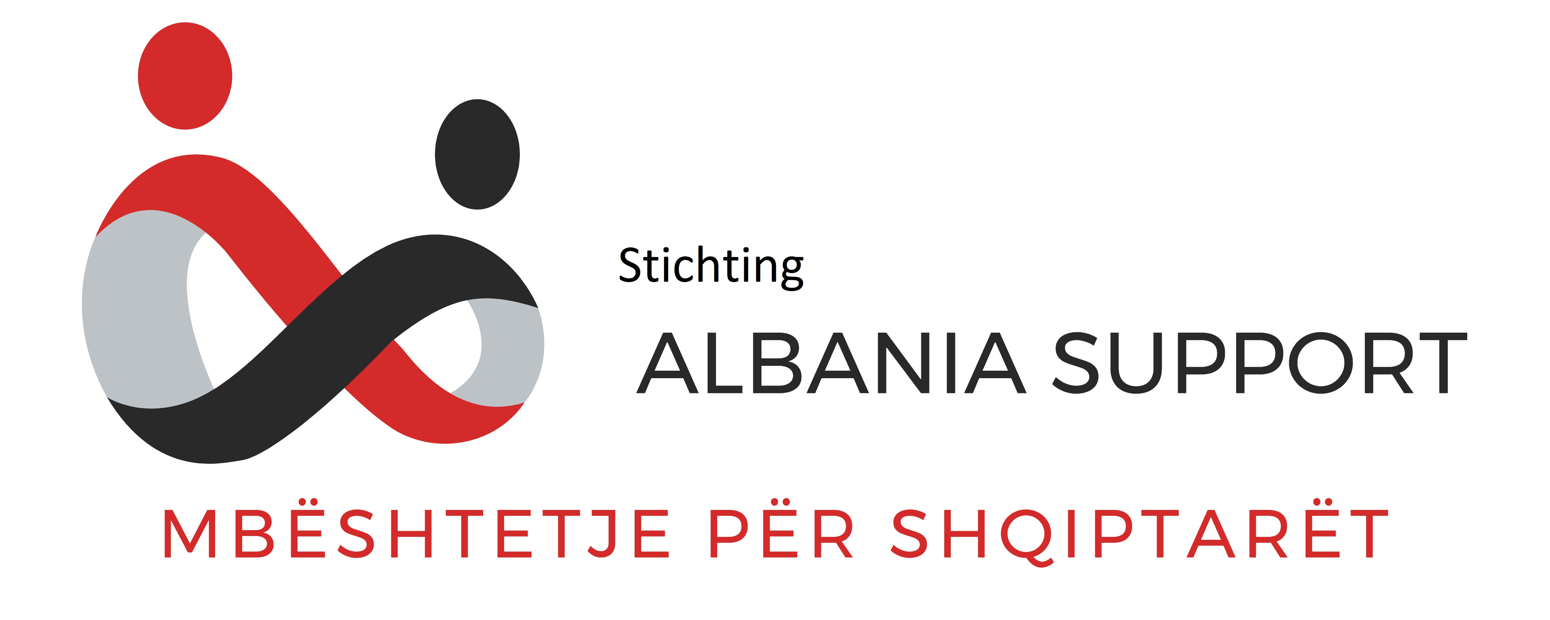 logo-Stichting Albania Support